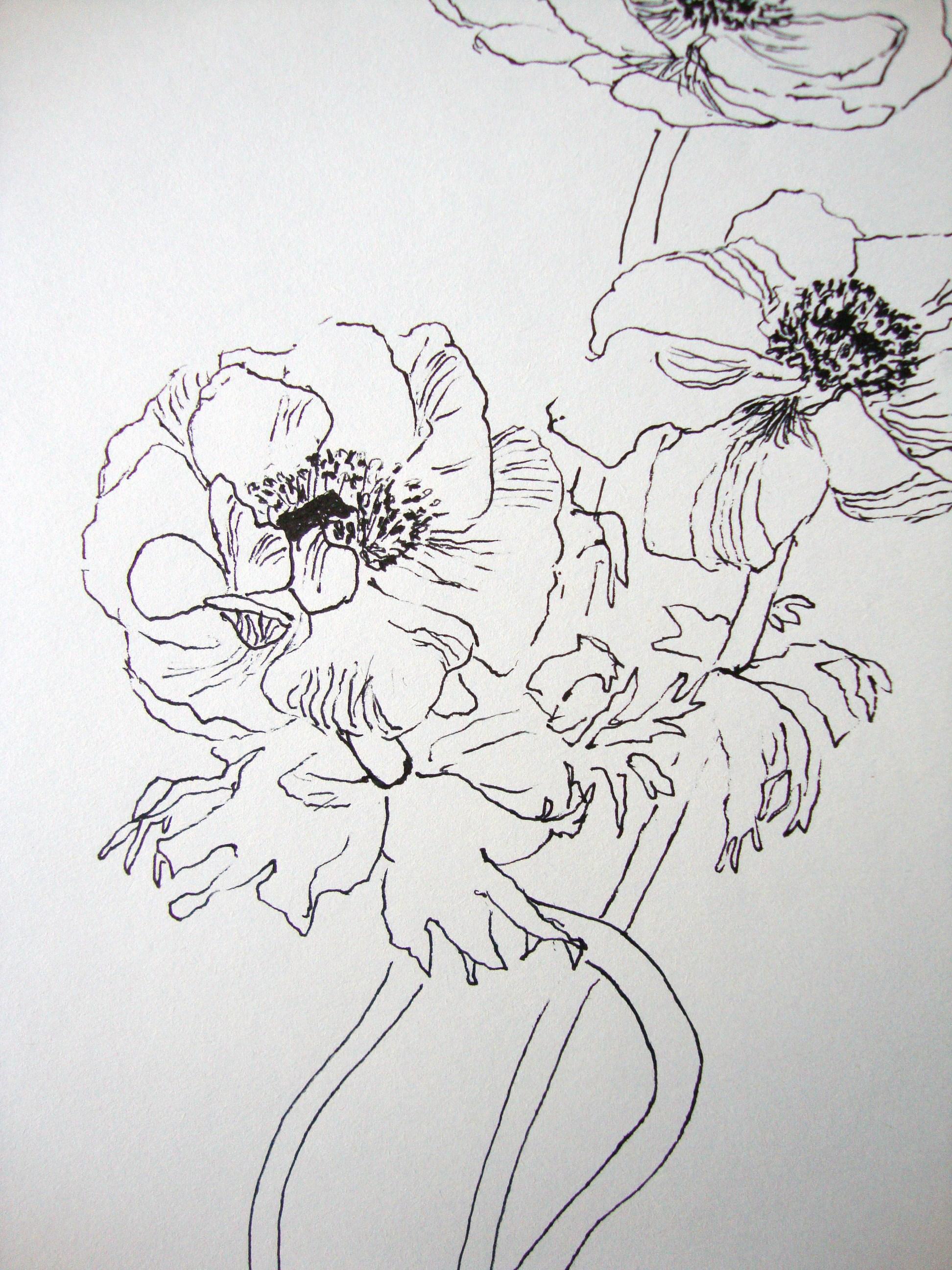 tag zeichnen kunst zeichnen zeichnung 3 kommentare narzissenzwiebeln