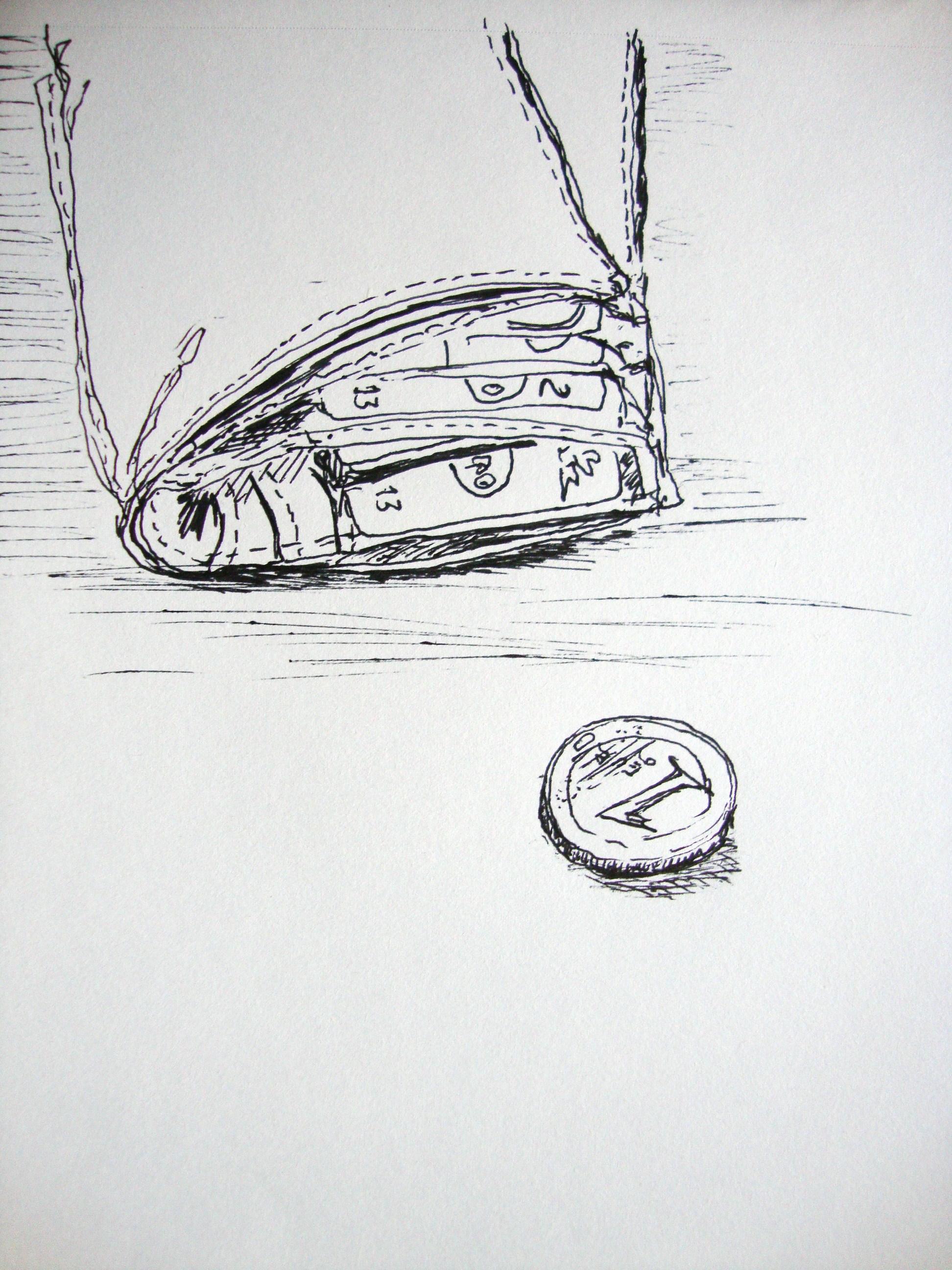 Geld Zeichnen Mit Martina Wald