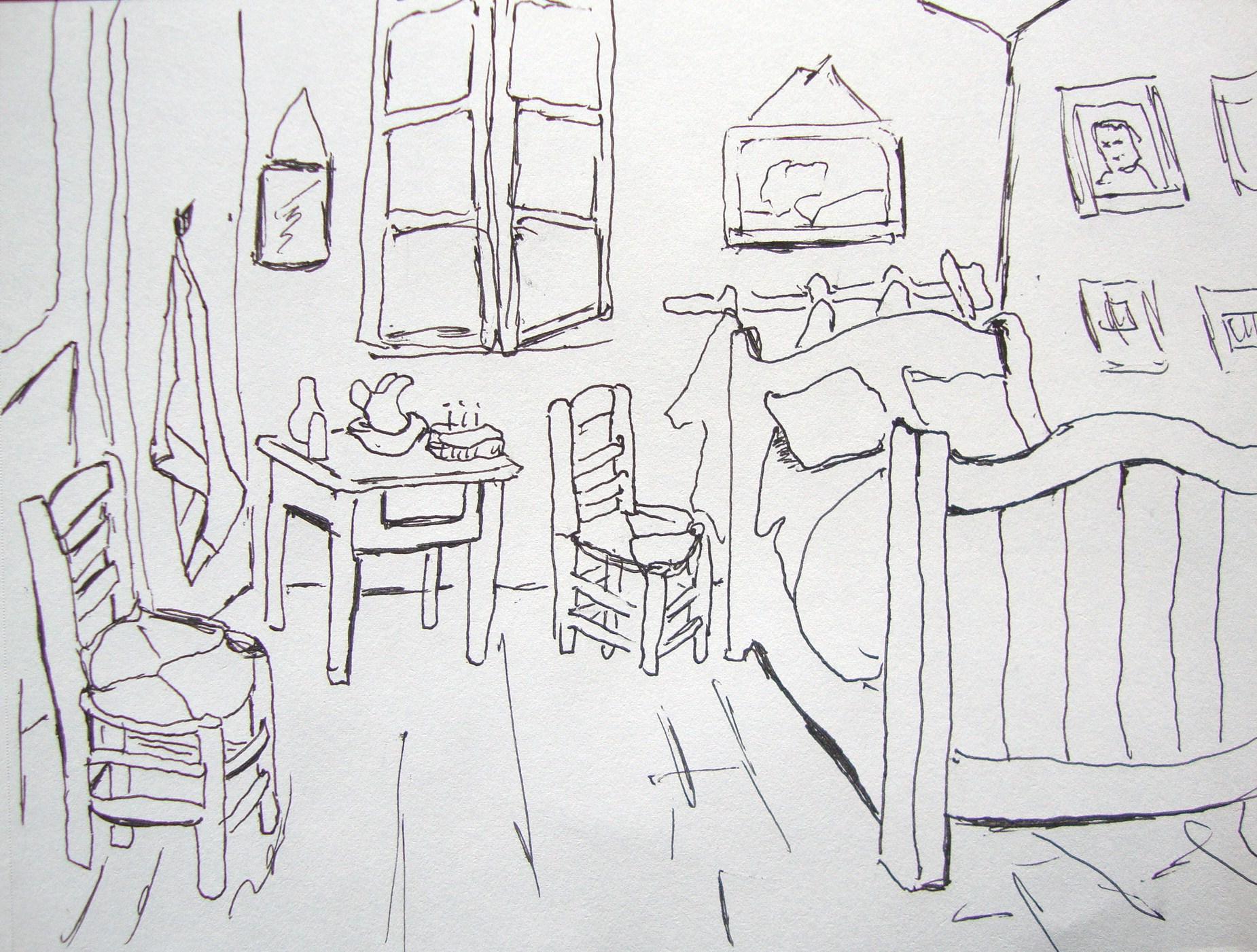 Schlafzimmer Zeichnen | Möbelideen