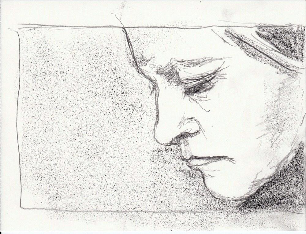 Uberzeugende Portraits Und Was Wir Im Zeichen Workshop Herausgefunden Haben Zeichnen Mit Martina Wald