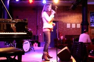 3Zoey auf der Bühne