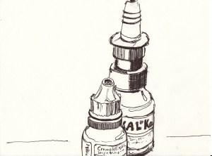 Medizinfläschchen