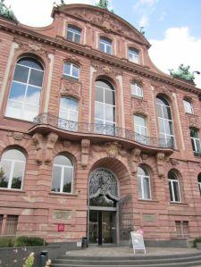 Senckenbergmuseum Frankfurt