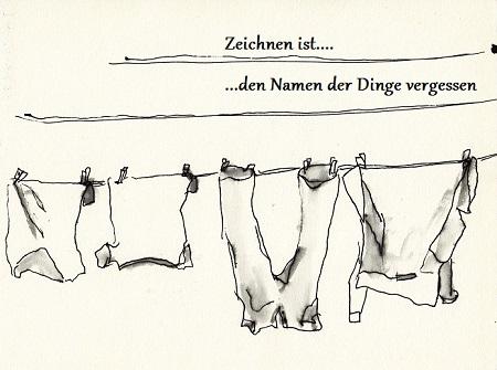 Zeichnen Ist Den Namen Der Dinge Vergessen Zeichnen Mit Martina Wald